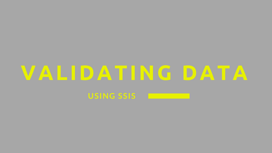 Validating data movement